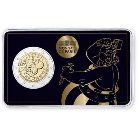 Ranska 2019 2 € Asterix & Obelix #2 COINCARD