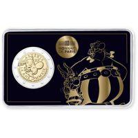 Ranska 2019 2 € Asterix & Obelix COINCARD