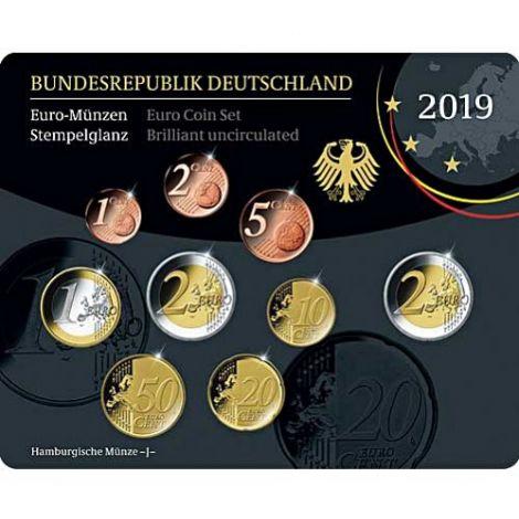 Saksa 2019 Rahasarja J BU