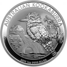 Australia 2019 1 Dollar Kookaburra 1 unssi HOPEA