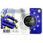 Belgia 2019 2 € EMI 25 vuotta FR COINCARD