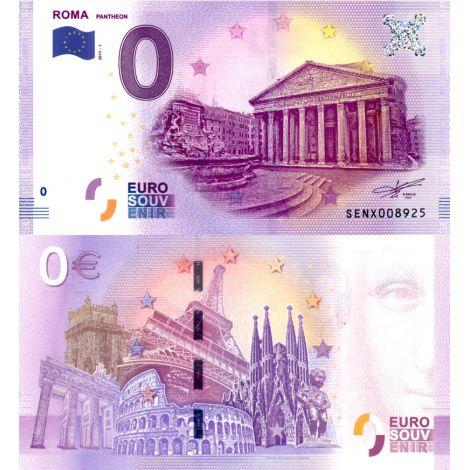 Italia 2017 0 € Roma - Pantheon (SENX 2017-1) UNC