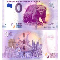 Suomi 2019 0 € Ahma (LEAN 2019-3) UNC