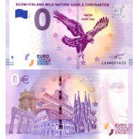 Suomi 2019 0 € Maakotka (LEAN 2019-5) UNC
