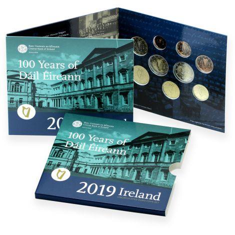 Irlanti 2019 Rahasarja Dail Eireann BU