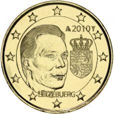 Luxemburg 2010 2 € Arn KULLATTU