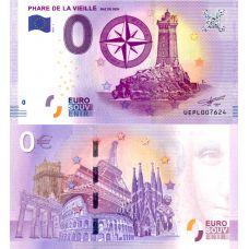 Ranska 2017 0 € Phare de la Vieille (UEPL 2017-1) UNC