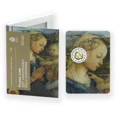 San Marino 2019 2 € Filippo Lippi COINCARD