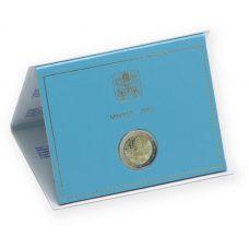 Vatikaani 2019 2 € Vatikaanivaltio 90 vuotta UNC