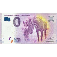Suomi 2019 0 € Suomenhevonen (LEAY 2019-1) UNC