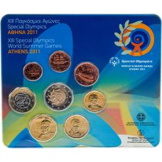 Kreikka 2011 Rahasarja Special Olympics BU