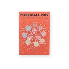 Portugali 2019 Rahasarja FDC