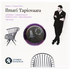 Suomi 2014 10 € Ilmari Tapiovaara HOPEA PROOF