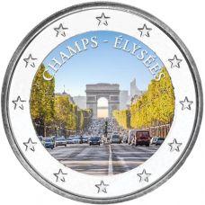 2 € Ranska - Champs-Élysées VÄRITETTY