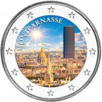 2 € Ranska - Montparnasse #1 VÄRITETTY