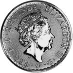 Britannia 2020 2 Pounds 1 Unssi HOPEA