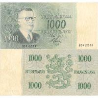 Suomi 1955 1000 Markkaa KL5