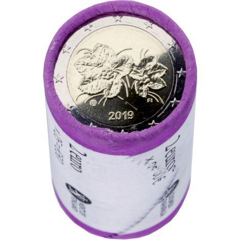 Suomi 2019 2 € RULLA