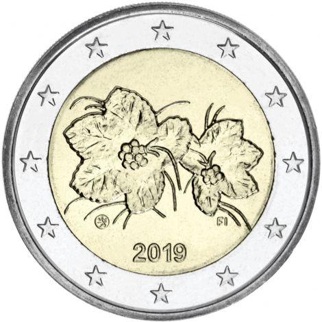 Suomi 2019 2 € UNC