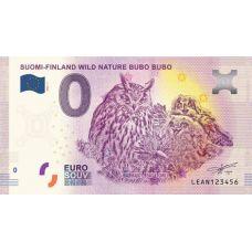 Suomi 2020 0 € Huuhkajat (LEAN 2020-7) UNC