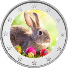 2 € Hyvää pääsiäistä #3 VÄRITETTY