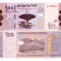 Jemen 2019 100 Rials P37 UNC
