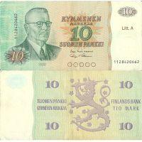 Suomi 1980 10 Markkaa KL4