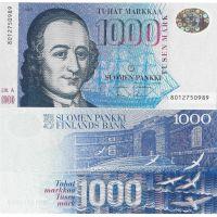 Suomi 1986 1000 Markkaa KL7