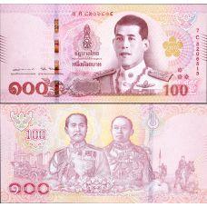 Thaimaa 2018 100 Baht P137b UNC