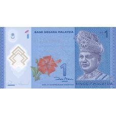 Malesia 2011 1 Ringgit P51 UNC