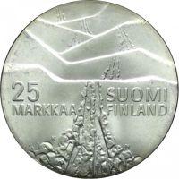 25 Markkaa