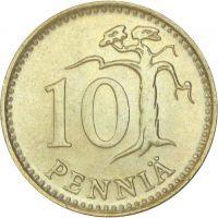 10 Penniä