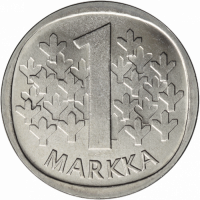 1 Markka