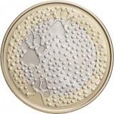 Suomi 2012 5 € Pohjolan luonto Eläimistö UNC