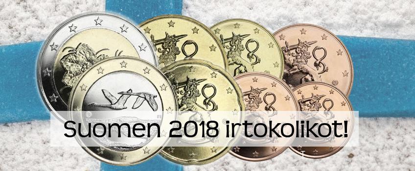 Suomen irtokolikot 2018!