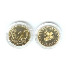 Monaco 2004 20 c PROOF