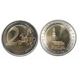 Saksa 2008 2 € Hampuri F, Virhelyönti LAATU6-8
