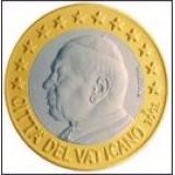 Vatikaani 2002 1 € UNC