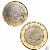 Monaco 2007 1 € Albert II UNC