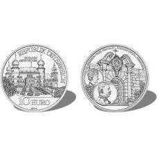 Itävalta 2004 10 € Schloss Artstetten UNC
