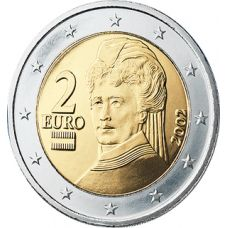 Itävalta 2008 2 € UNC