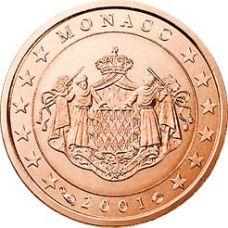Monaco 2005 5 c PROOF