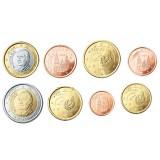 Espanja 1999 1 c – 2 € Irtokolikot UNC