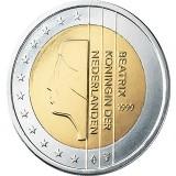 Alankomaat 2000 2 € UNC