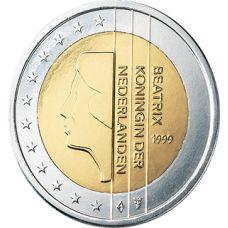 Alankomaat 2001 2 € UNC