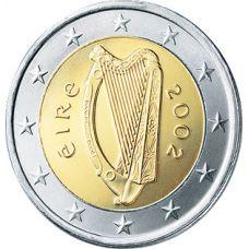 Irlanti 2008 2 € UNC