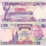 Sambia 50 Kwacha UNC