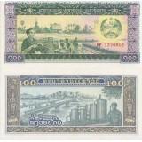 Laos 1979 100 Kip UNC