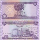Irak 2003 50 Dinars P90 UNC