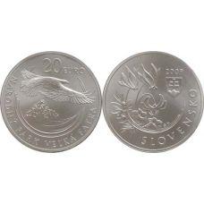 Slovakia 2009 20 € Velka Fatra HOPEA BU